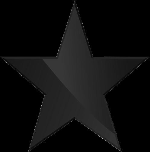 黑色星星图片