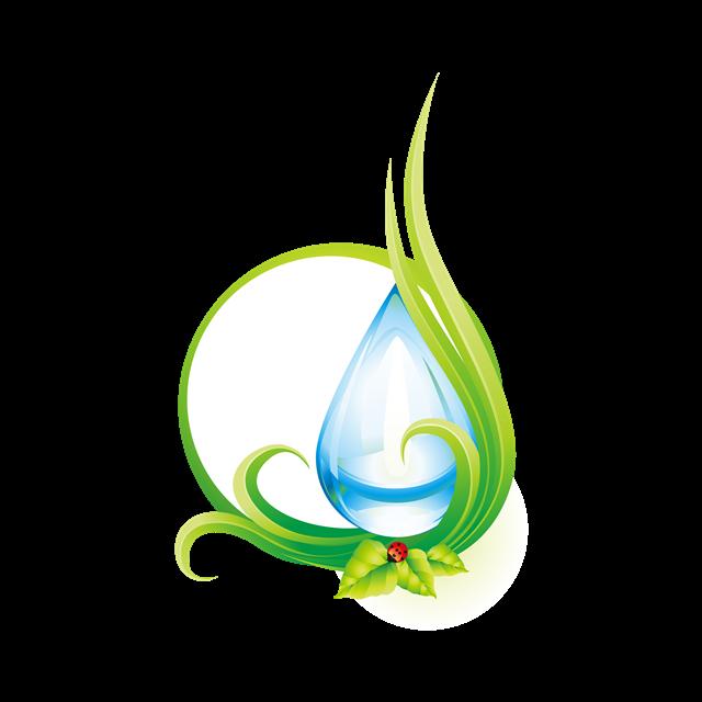 绿色环保主题标志
