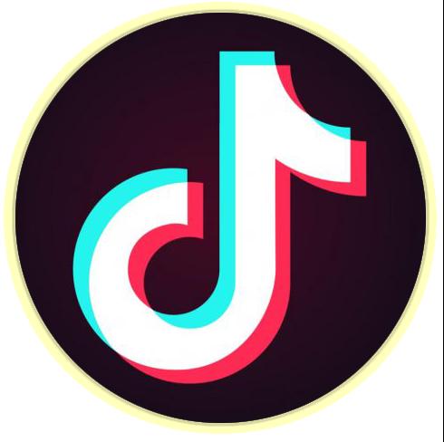 官方经典抖音logo大图