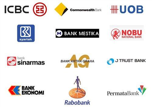 中国各大银行图标