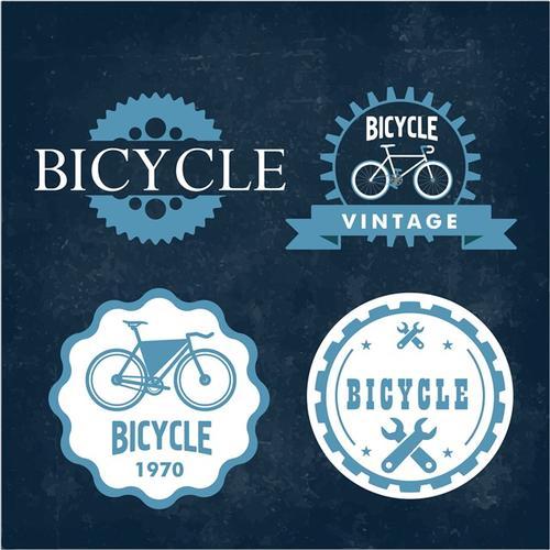 自行车商标logo