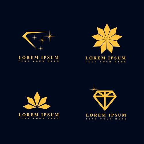 珠宝logo标志设计