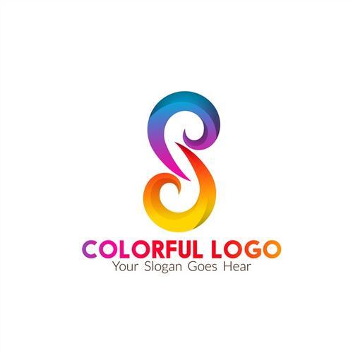 字母品牌logo设计图