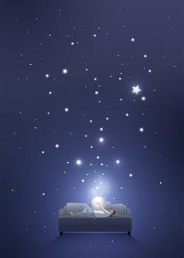 晚安好梦背景壁纸