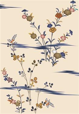 中国风传统花纹背景