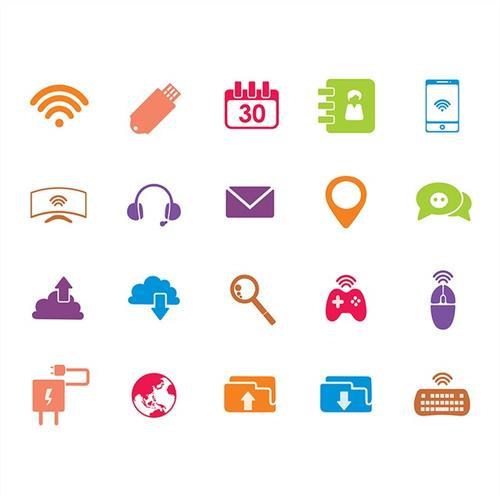 手机界面icon图标