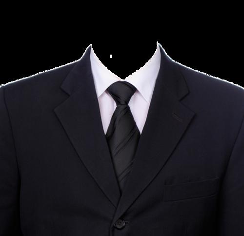 西装衬衫证件照ps抠图