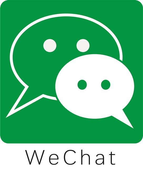 社交软件微信图标