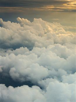 浪漫云海摄影图