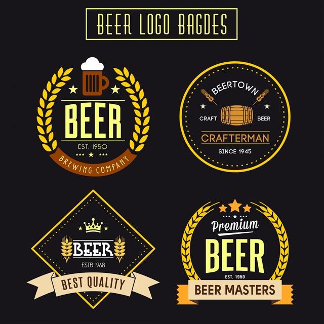 国外啤酒品牌logo