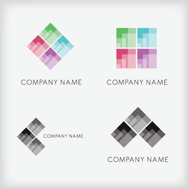 公司徽章logo