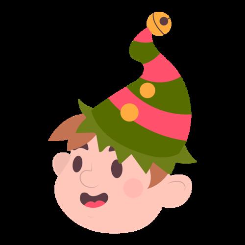 圣诞节男生头像