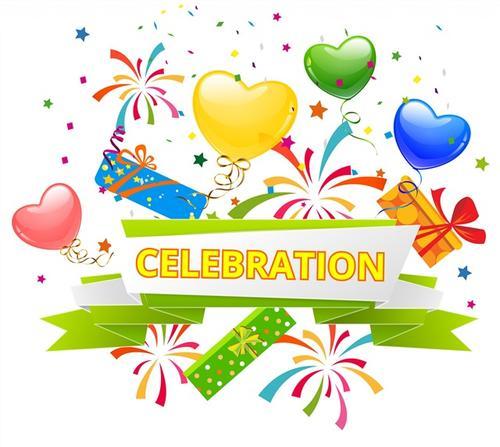 活动庆祝气球装饰图