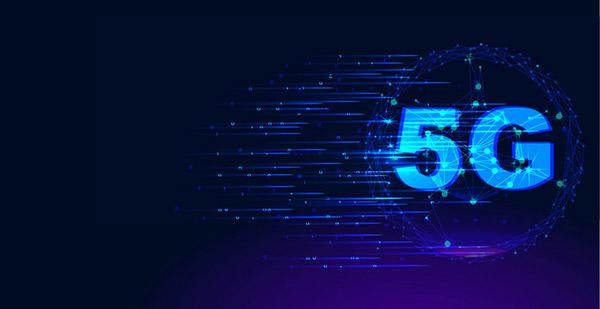 5G时代矢量图