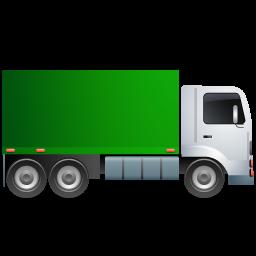 物流卡车图片