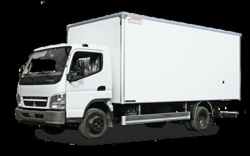集装箱运输卡车图片