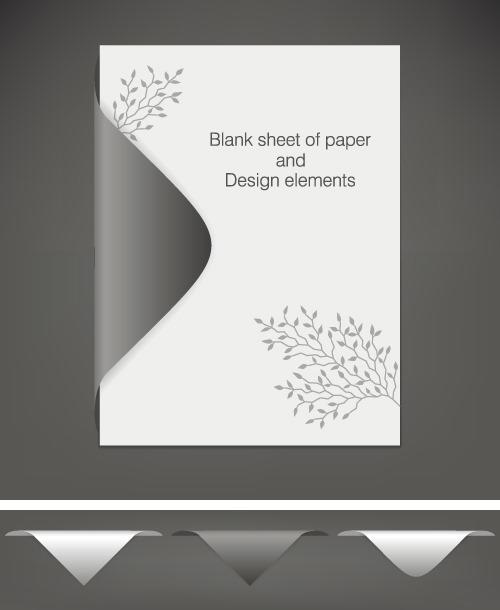 企业宣传册版式设计模板