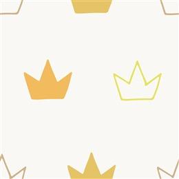 皇冠图案背景