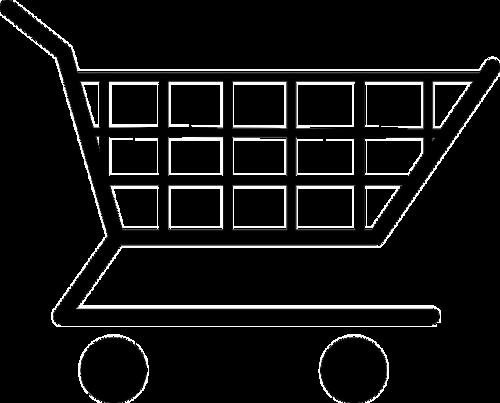 购物车PNG矢量图标