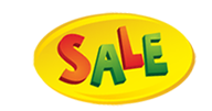 英文字母SALE促销标签图片
