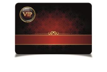 高档场所VIP卡设计