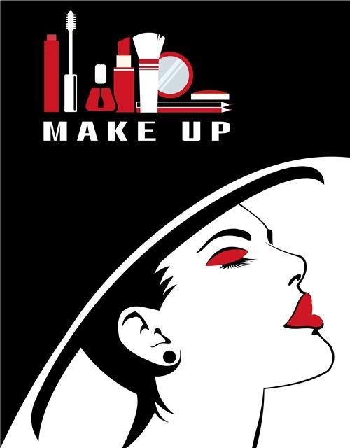 化妆品宣传册封面
