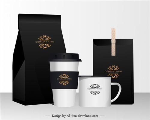 咖啡店包装设计
