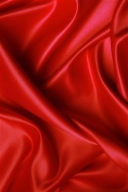 红色丝绸喜庆背景图片
