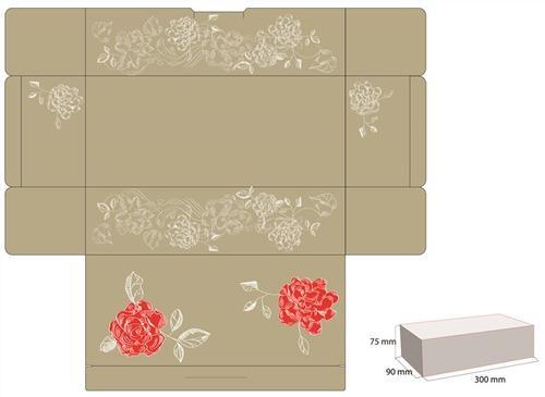 高端包装盒设计