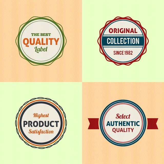 质量保证图标logo