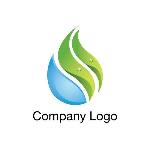 环保企业logo
