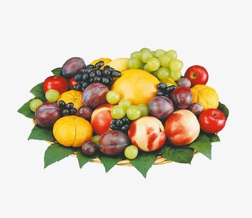 感恩节水果拼盘图片