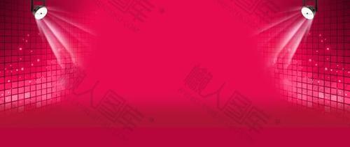 双12电商banner背景