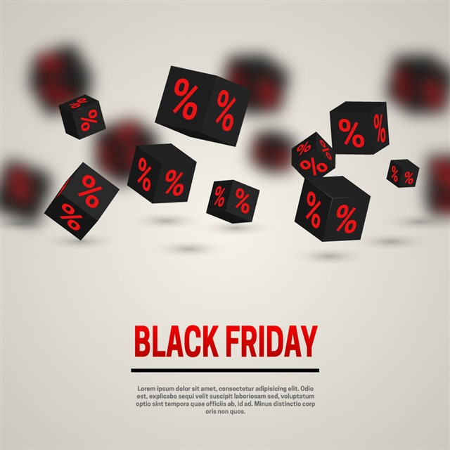 黑色星期五主题海报