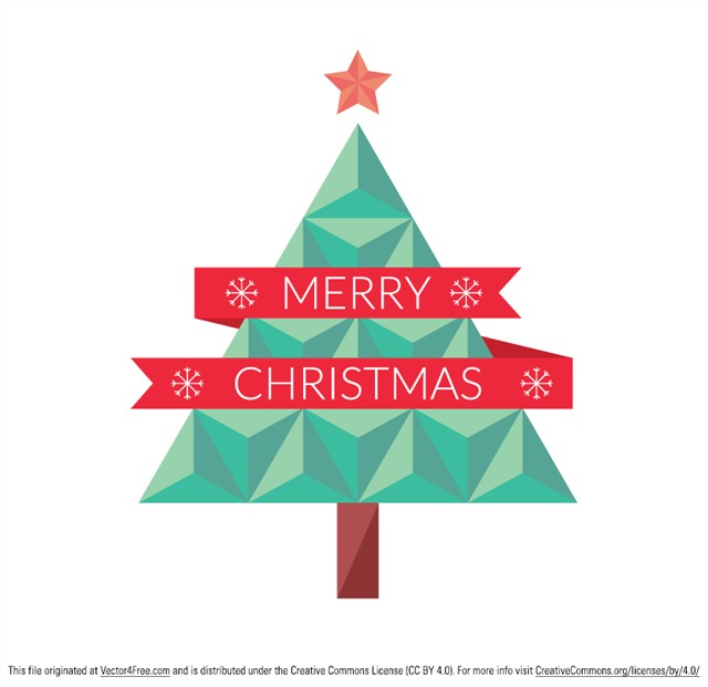 创意设计圣诞树