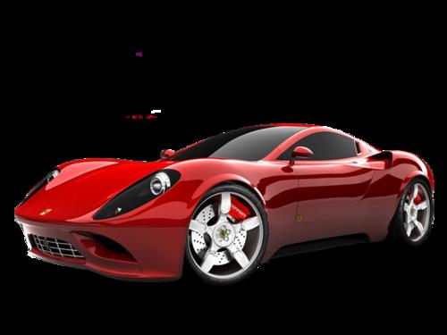 红色法拉利812