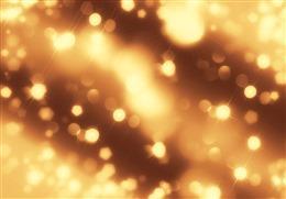 金色奢华光斑背景