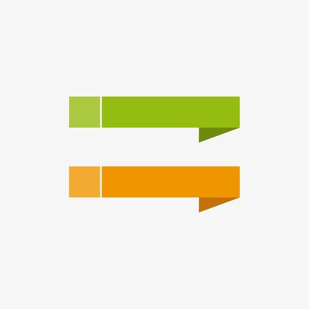 商务标题框矢量
