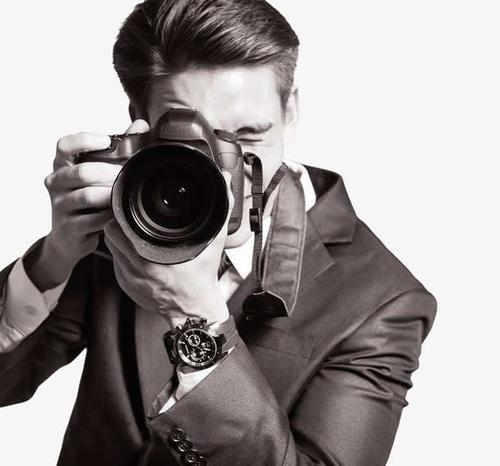 摄影师专用头像