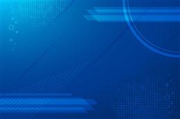 企业商务蓝色展板背景
