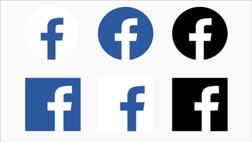 facebook官方图标