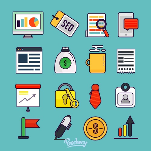 办公室icon图标