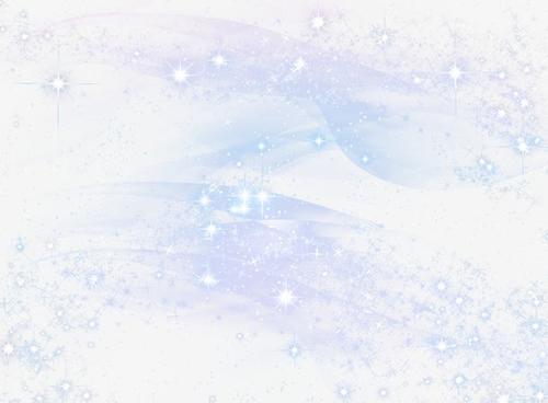 银河星空漂浮元素