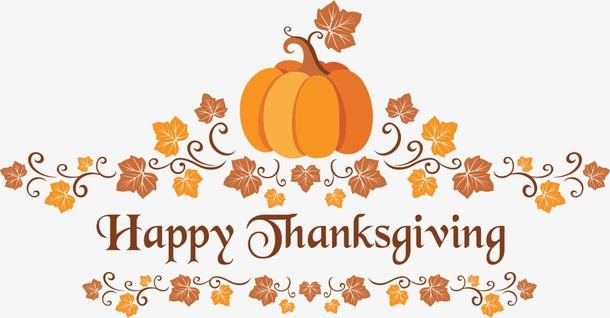 感恩节快乐英语