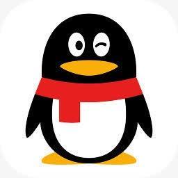 qq企鹅高清logo图标无水印