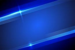 蓝色科技感ppt背景