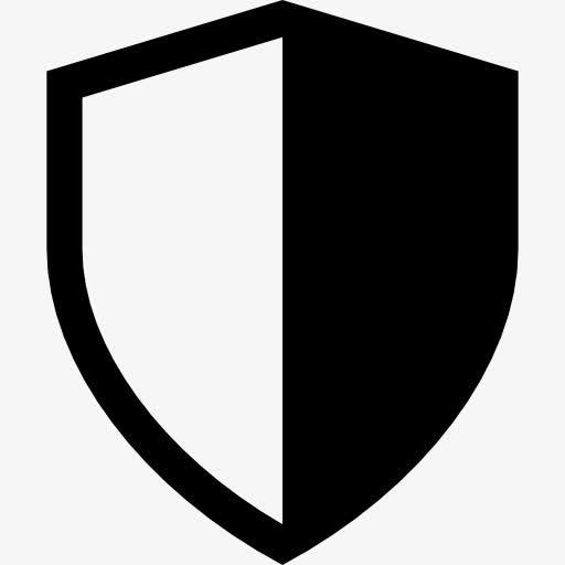 安全盾牌防护图标