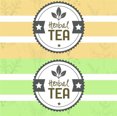 茶叶印章图片