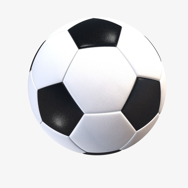 足球免抠矢量图