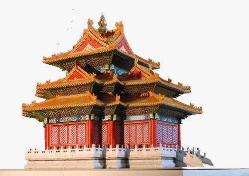 中国宫殿图片